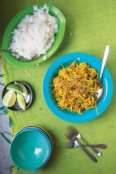 Ayam Jeruk (Grilled Chicken and Toasted Coconut Salad) | SAVEUR