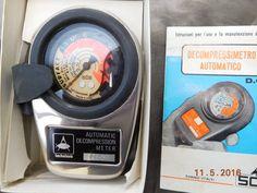 Vintage SOS decompression meter in Sporting Goods, SCUBA & Snorkelling, Vintage   eBay