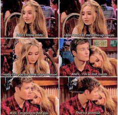 Super Funny Couple Quotes Boy Meets World Ideas Girl Meets World Cast, Boy Meets World Quotes, Cory And Topanga, Peyton Meyer, Cute Love Stories, The Lone Ranger, Disney Shows, Funny Couples, Sabrina Carpenter