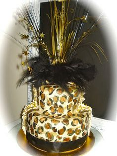 Leopard print cake 21st Birthday, Birthday Parties, Birthday Cakes, Leopard Print Party, Cool Cake Designs, Party Cakes, Amazing Cakes, Sweet 16, Floral Prints