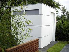 A tuinhuis CUBE line - De beste tuinen ideeën | UW-tuin.nl