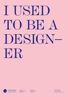 pink / design inspiration / typography / fonts / serif / graphic design / poster design