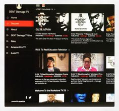 Log into damagenetwerktv.net to see episodes of the shows on DENT damage entertainment netwerk television (DENT Damage TV). http://ift.tt/2m92KxM http://ift.tt/2mLuVzR