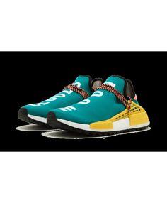 64673ba34 Cheap Adidas NMD Human Race Pharrell Williams Sun Glow Sale UK Cheap Adidas  Nmd