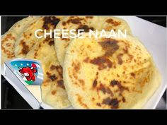 PAIN INDIEN AU FROMAGE / CHEESE NAAN - YouTube Fromage Cheese, Beignets, Crepes, Kebabs, Bread, Diners, Ethnic Recipes, Pizza, Gluten