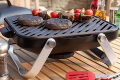 For all of you out there who have small balconies, do a lot of picnics or just want to have the coolest bbq in the park, this is the product for you.