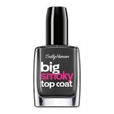 Nail Care Sally Hansen Treatment Big Smoky Top Coat Nail Color, 0.4 Fluid Ounce -- See this great product.