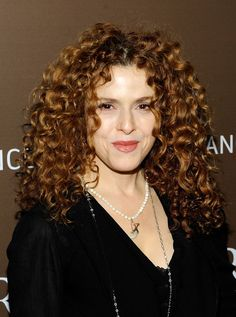 Bernadette Peters Beauty Evolution