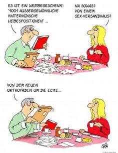 Uli Stein — Cartoons & Fotografie   CARTOONS - ulistein.de