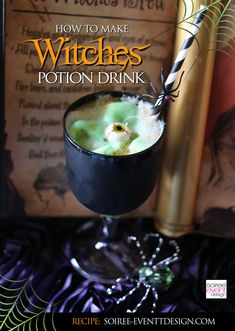 This unique Halloween party theme - WitchCRAFT Halloween craft party is full of fun Halloween crafts, DIY details and a recipe for Witch's Brew! Fun Halloween Crafts, Halloween Party Themes, Halloween Ideas, Halloween 2016, Women Halloween, Halloween Town, Halloween Stuff, Happy Halloween, Riverdale Halloween Costumes
