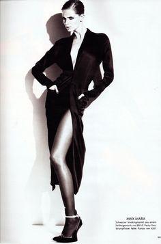 Julia Stegner by Alexi Lubomirski for Vogue Deutsch