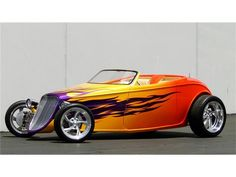 Ideas for my new Street Rod - This is one bad car! 1933 Ford hot rod..