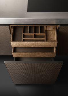 "Kitchen ""Bridge"" by Armani / Dada"