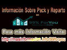 Información Sobre Pack y Reparto en 99 ForYou - YouTube