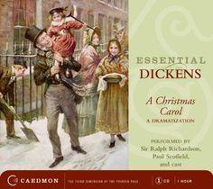 A Christmas carol [sound recording] : a dramatization