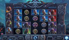 """""""Vikings go to Hell – dämonischer Spielspaß """" Vikings, Free Slots, Slot Machine, Arcade Game Machines, Photo Illustration, Arcade Machine, Viking Warrior"""