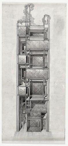 Paul Rudolph, Modulightor Building: