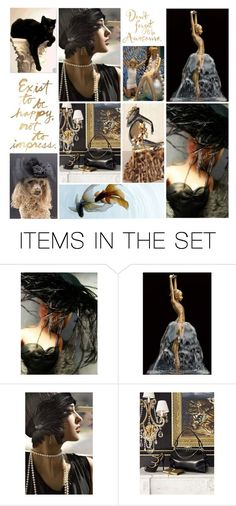 """Pati's Pin House"" by freshstart60 ❤ liked on Polyvore featuring art, creativesets and pati"