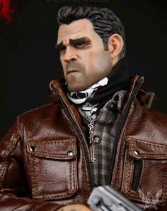Spade 4 Gaming Gangsters Kingdom Leather Jacket  Jacket Features:  Outfit type: Leather Jacket  Gender: Male  Color: Brown  Front: Front Zip Closure  Collar: LapelCollar  Lining: Viscose Lining  Pockets: Fourpockets