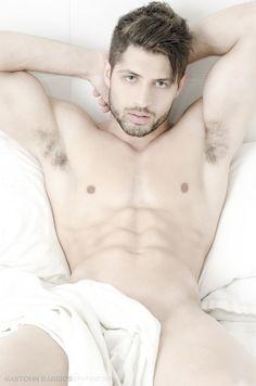 Model: Esteban G By: Gastohn Barrios