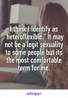 Ambisexual heteroflexible