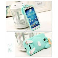 Carcasa divertida diseño coñejo 3D Moschino Samsung Galaxy S5
