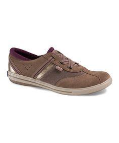 Walnut Solea Suede Sneaker