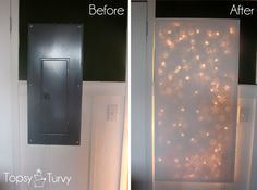 Lit up canvas wall decor- Elmers look for less Totally doing this to cover the UGLY panel in my bedroom hallway.yes, there is a damn hallway in my bedroom! Light Bulb Chandelier, Light Bulb Art, Chandelier Art, Wall Art Crafts, Art Wall Kids, Canvas Light Art, Paper Wall Hanging, Butterfly Wall Art, Canvas Wall Decor
