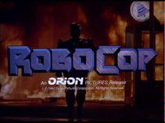 """RoboCop (1987)"" Theatrical Trailer - YouTube"