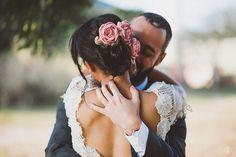 Tulle - Acessórios para noivas e festa. Arranjos, Casquetes, Tiara   ♥ Fernanda Maria