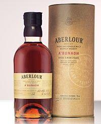 Aberlour A'bunadh Cask Strength Single Malt Scotch Whisky (700ml) - Single Malt Scotch Whisky