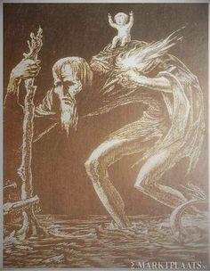 Bruno Goldschmitt_'St. Christopohorus' ~1920.