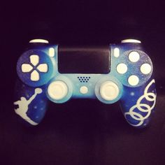 Custom PS4 Controller I painted