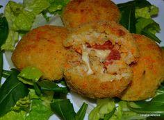 Polpette di riso. on http://casafacilefelice.org