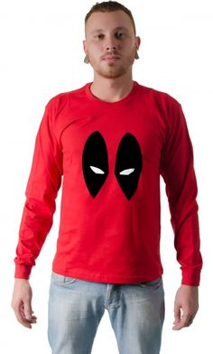 Dica #palcofashion #Camiseta - Deadpool #moda #fashion