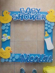Ducky Baby Showers, Baby Shower Duck, Unisex Baby Shower, Rubber Ducky Baby Shower, Baby Shower Gender Reveal, Baby Shower Themes, Baby Shower Decorations, Birthday Party Decorations, Baby Shower Photography