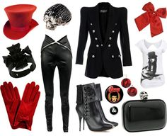 Outfits circus-party-theme