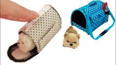 tutorial: miniature pet carrier