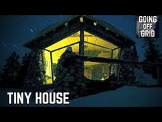 WATCH: A Snowboarder Left His Money And Fame To Live In This Tiny House. Wait 'Til You See Inside [VIDEO]