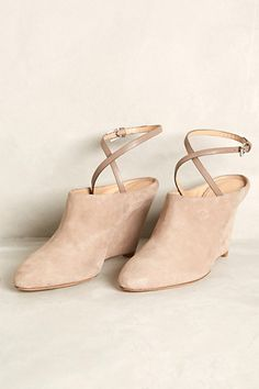 Belle by Sigerson Morrison Fresco Wedges - anthropologie.com #anthrofave