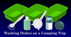 Most folks simply do not know how to wash dishes when camping. In the age of the automatic dishwasher Scouts have little to no idea of how to hand wash dishes at home let alone on a camping trip.