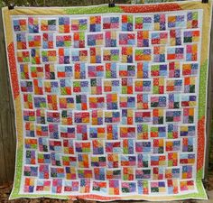 May 18 - Today's Featured Quilts - 24 Blocks