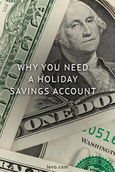 Best ways a holiday savings account can help save your budget. www.levo.com