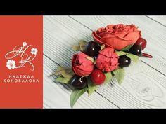Как сделать гребень с цветами из фоамирана - https://www.youtube.com/watch?v=spKswaZfRrA