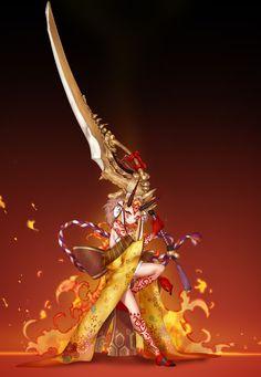 Ibara ki Brahma- agni ki's daughter and karnas blood relative. Character Inspiration, Character Art, Character Design, Character Sketches, Fate Zero, Fate Stay Night, Chica Anime Manga, Anime Art, Gilgamesh Fate