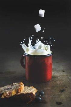 Clutter & Chaos Dark Photography, Food Photography Styling, Photography Projects, Still Life Photography, Food Styling, Photography Studios, Product Photography, Food Backgrounds, Coffee Is Life