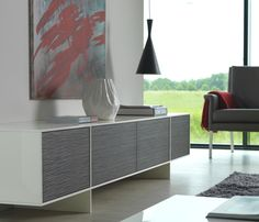 Face TV Console by Thijs Smeets