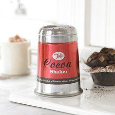 Tala Cocoa Shaker - from Lakeland