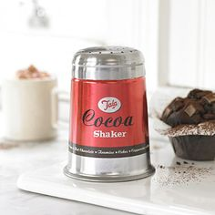 Tala Cocoa Shaker - from Lakeland
