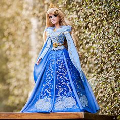 Sleeping Beauty Blue Limited Edition Doll 4000